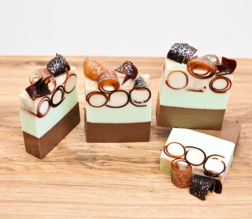 Dessert Chocolate lover Soap