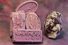 Lavender Bath Bombs Gift Set, Lavender Soap Gift Set, Glycerin Soap Gift Set, Bath Products, Mother's Day Gift Set, Lavender Gift Set