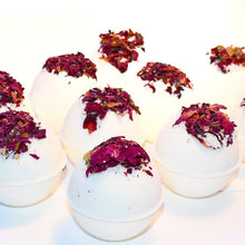 Rose Bath Bombs - 5 oz