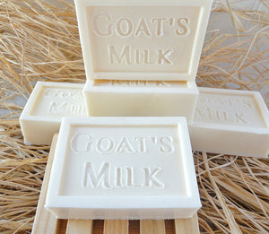 Almond Honey Goat 's Milk Soap All Natural
