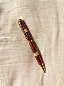 Handcrafted Wooden Pen