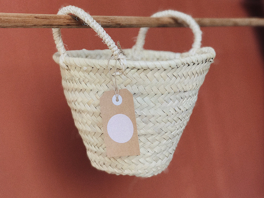 Mini Gracie basket