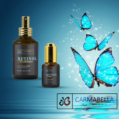 Specialty Collection | Retinol Collection | CarmaBella Skincare