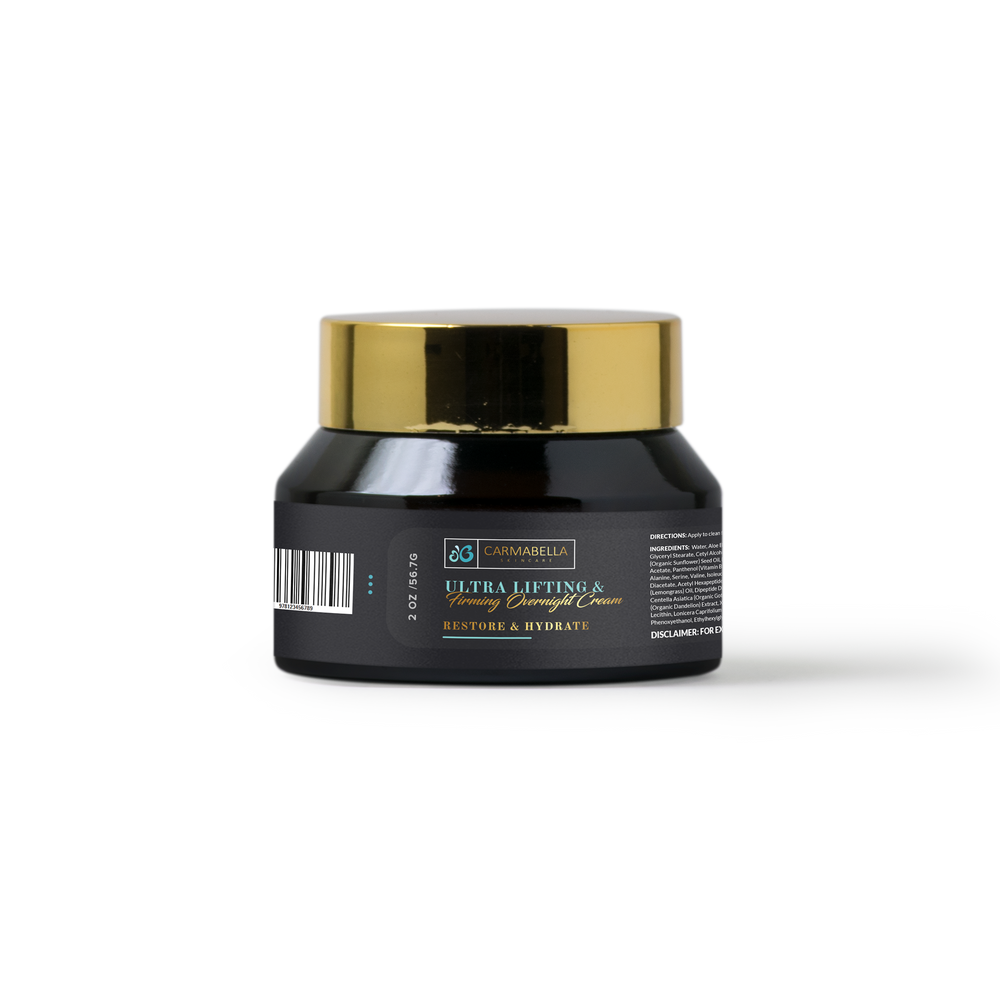 Ultra Lifting & Firming Overnight Cream