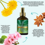 Key Natural Ingredients Brightening Moisturizer | CarmaBella Skincare LLC