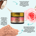 Gentle Rose Clay Mask