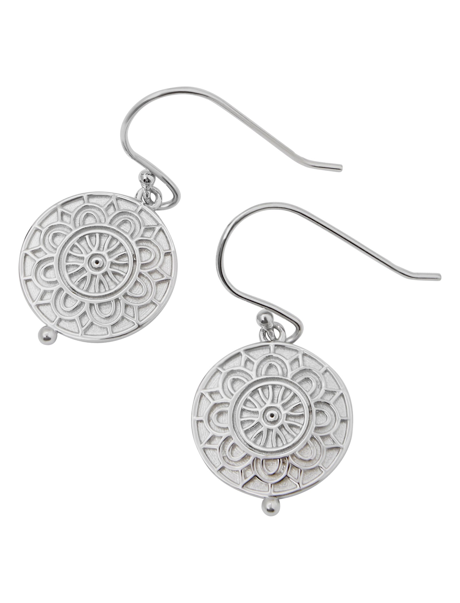 Pastiche  Water Poppy Earrings - E1908