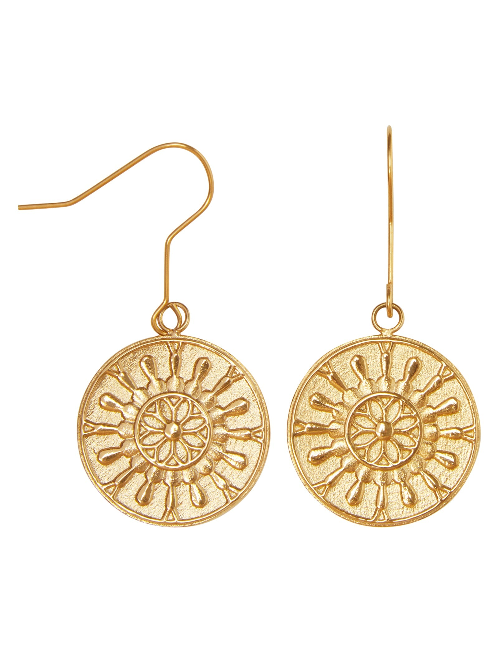 Pastiche  Spellbound Earrings - E1916YG