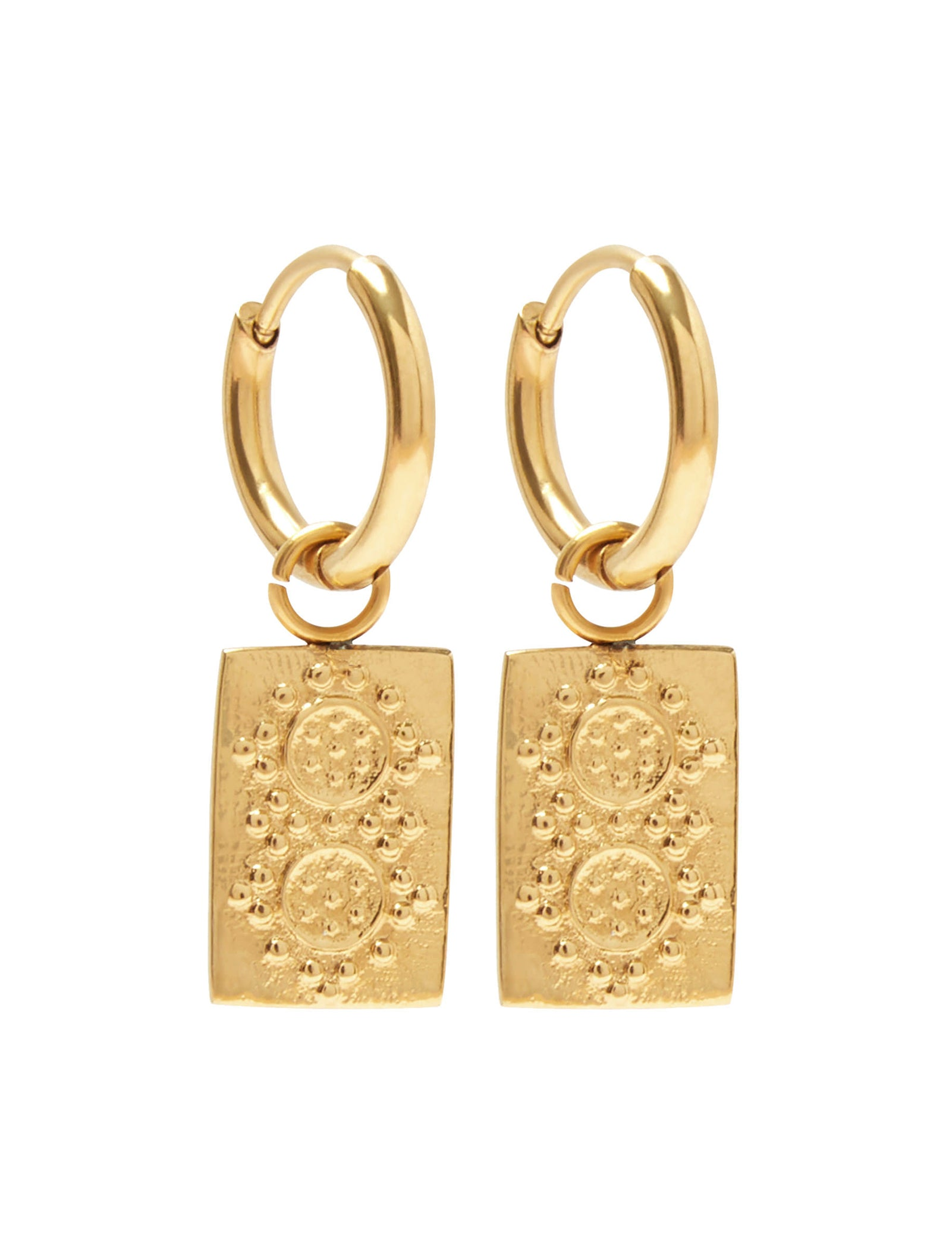 Pastiche  Sahara Earrings - E1918YG
