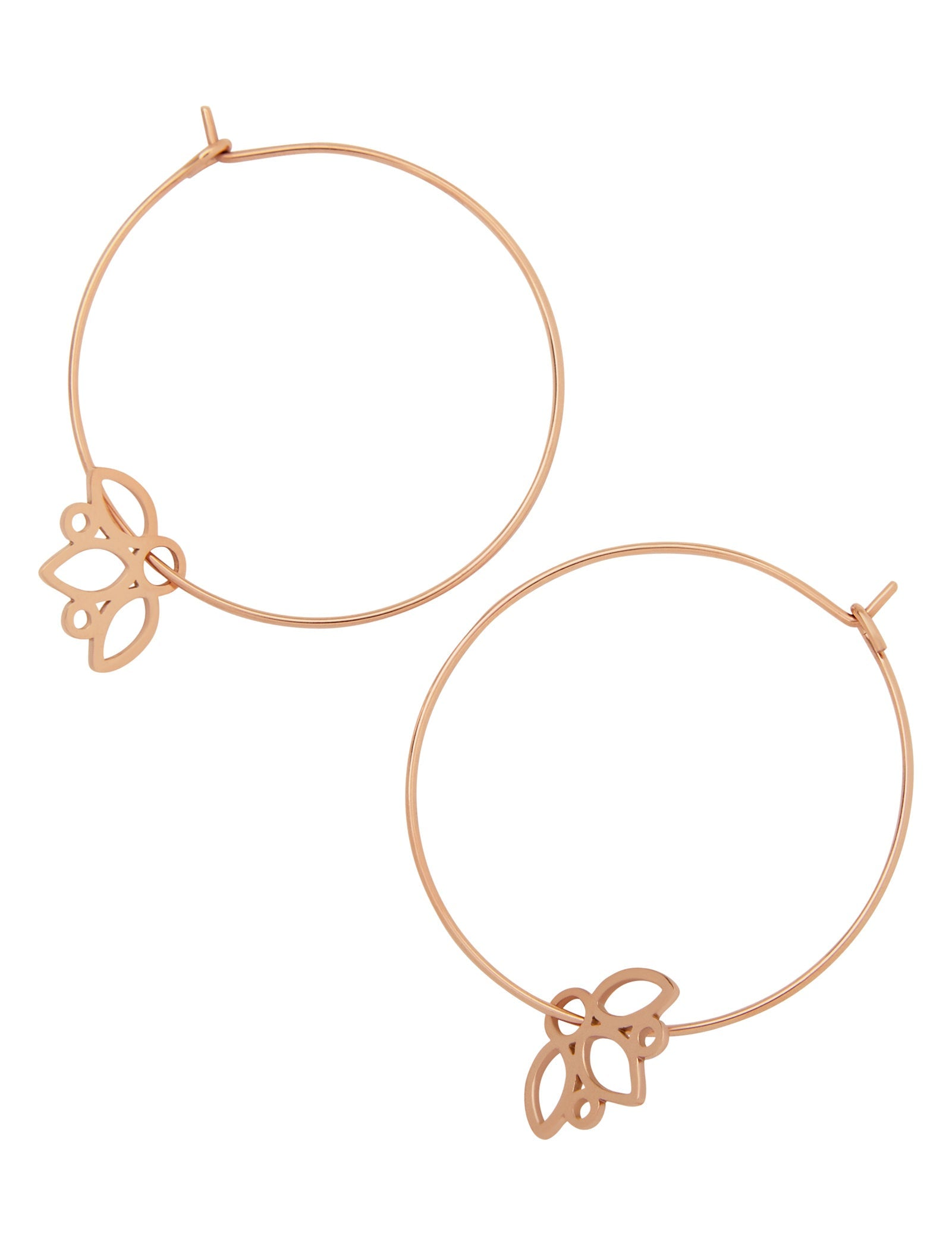 Pastiche  Alina Earrings - E1920RG