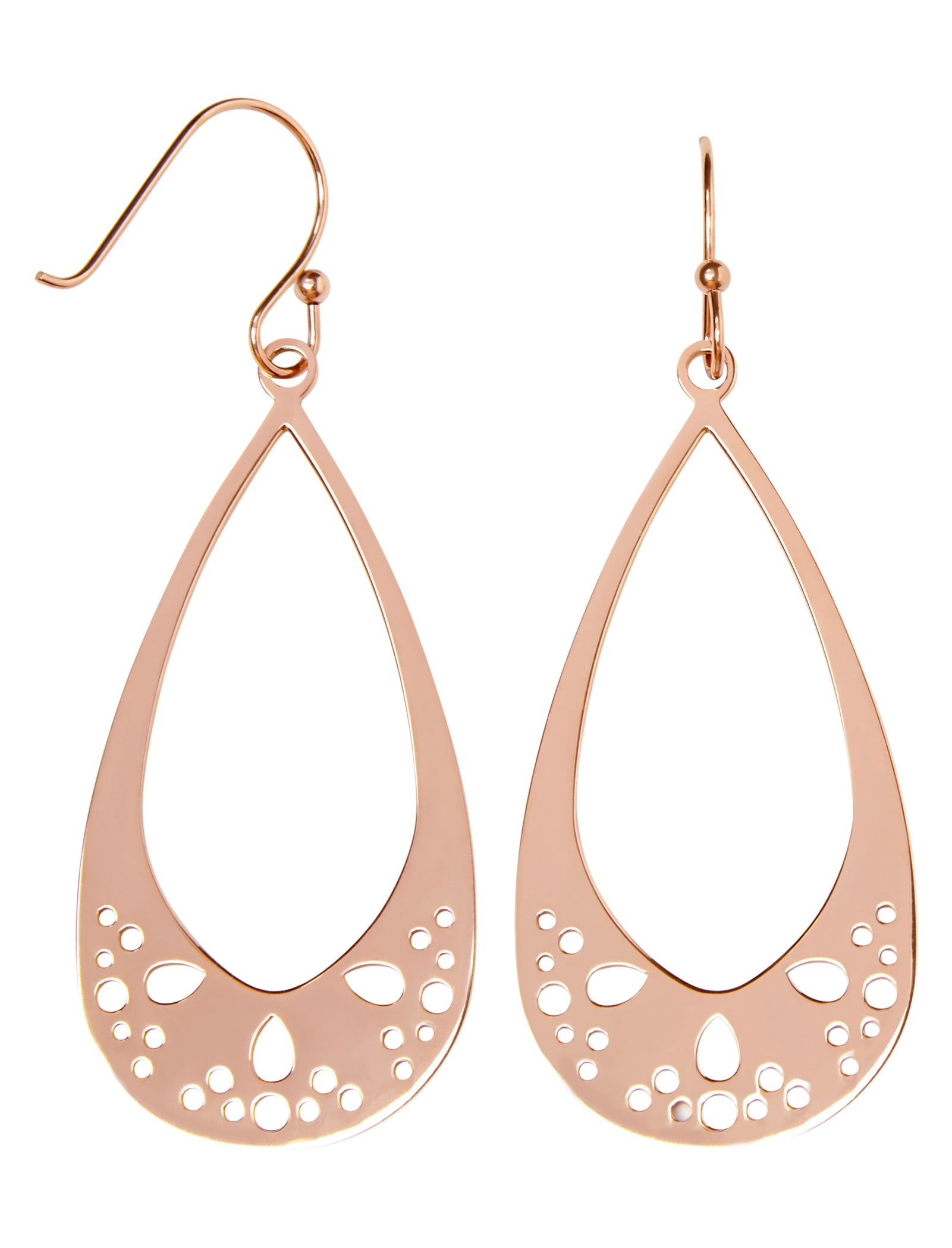 Pastiche  Dusky Dawn Earrings - E1921RG