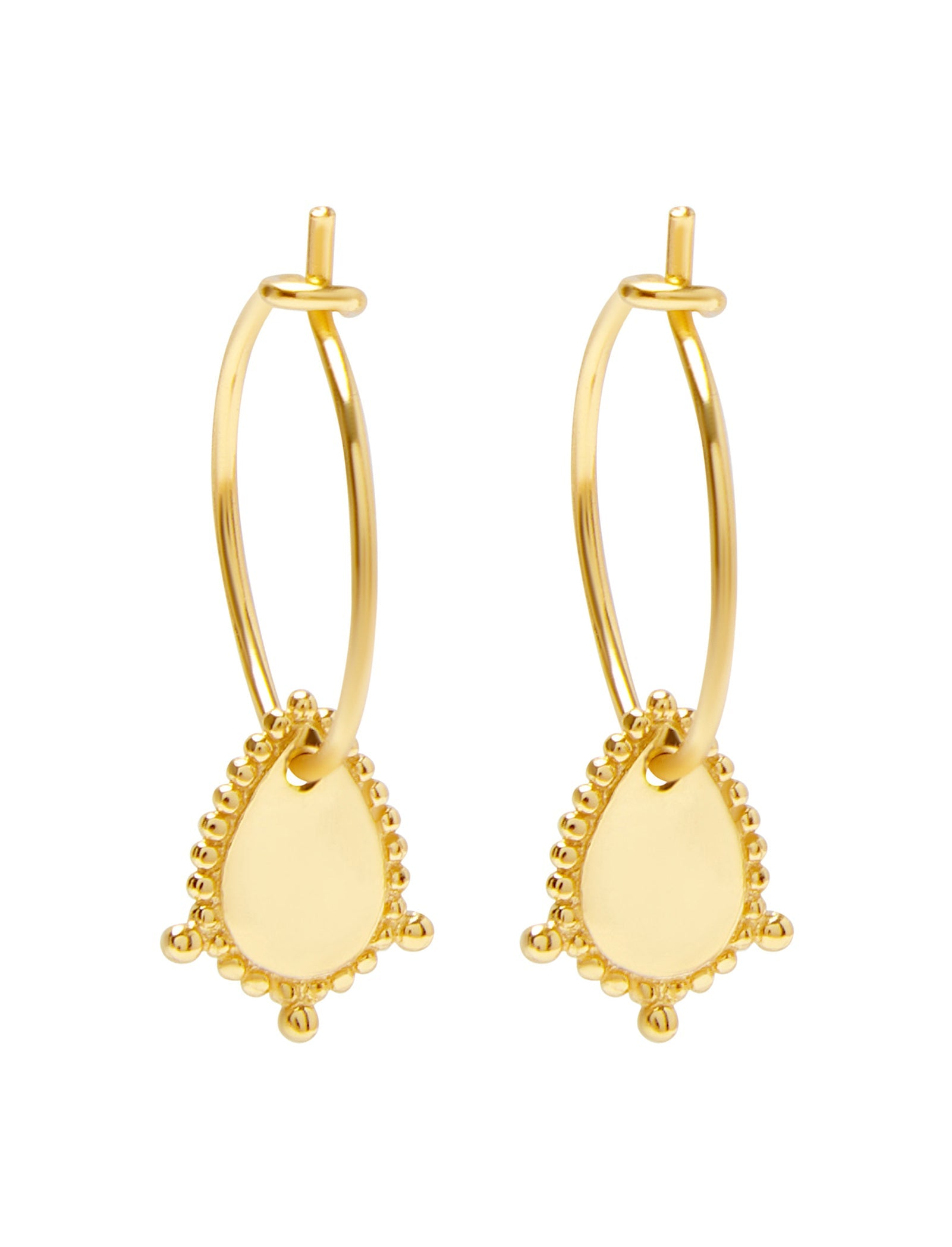 Pastiche  Savannah Earrings - E1924YG