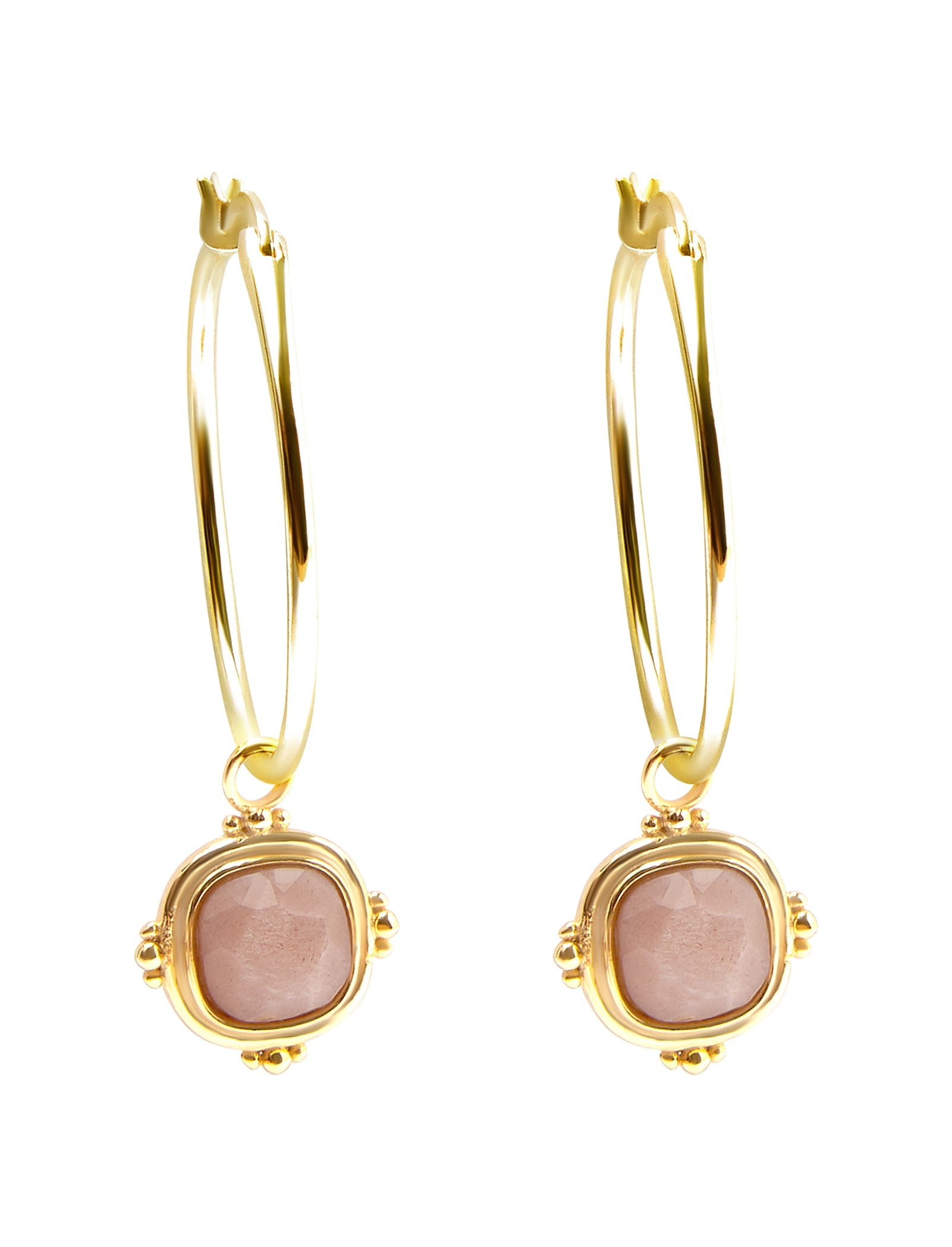 Pastiche  Jessamine Earrings - E1929YGSS