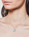 Pastiche Jewellery - Sterling Silver Pendant Necklace