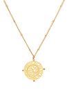 Pastiche Jewellery - Gaia Necklace - Yellow Gold