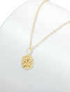 Pastiche Jewellery - Harper Necklace - Yellow Gold Pendant Necklace