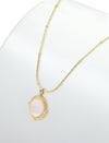 Pastiche Jewellery - Allegra Necklace - Yellow Gold Necklace