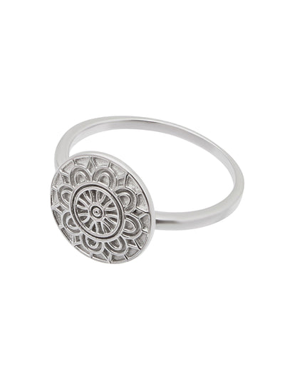 Water Poppy Ring