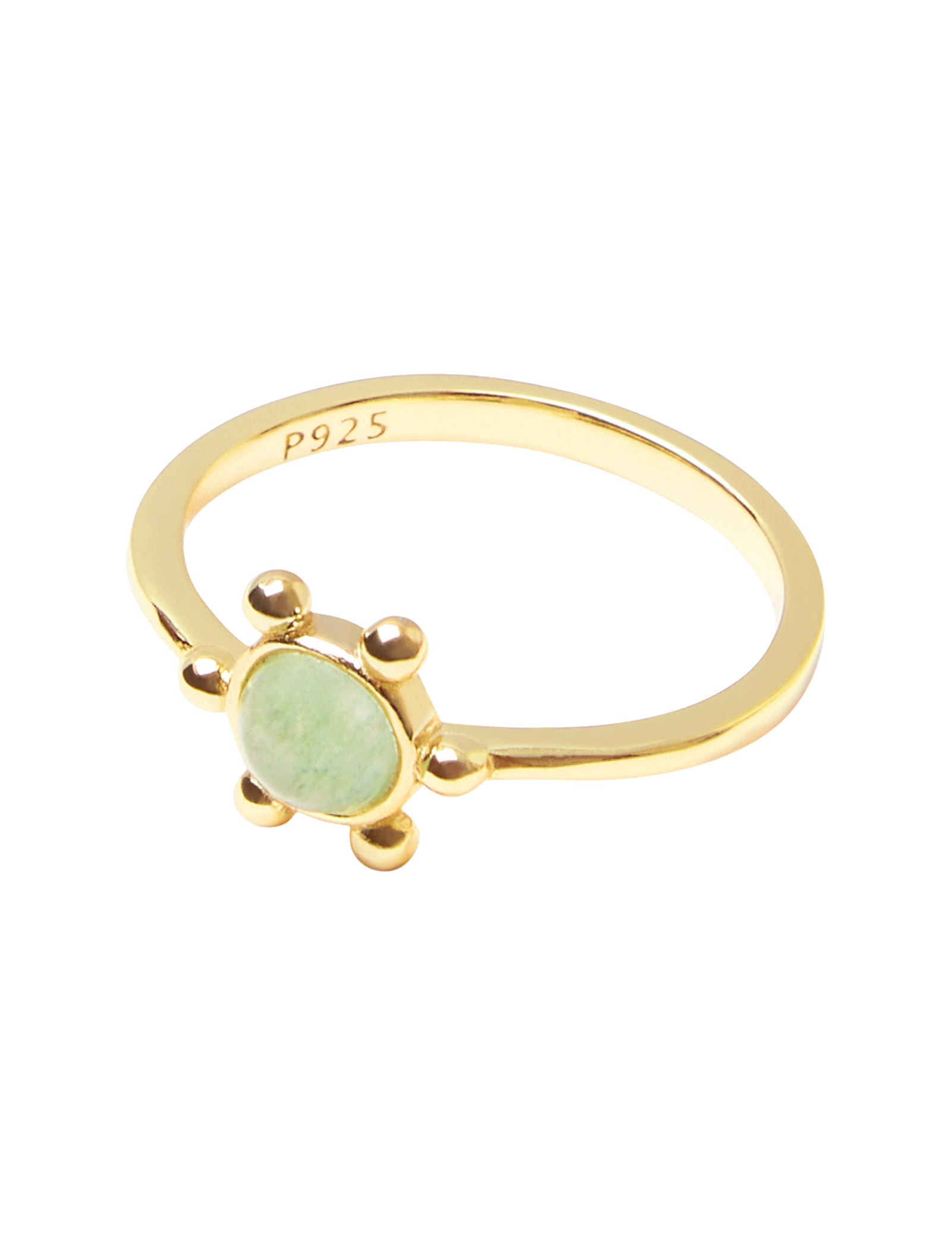 Pastiche  Seaside Ring - R1214YGGR-N
