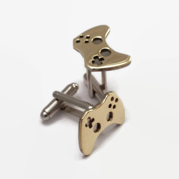 Xbox Style Game Controller Cufflinks