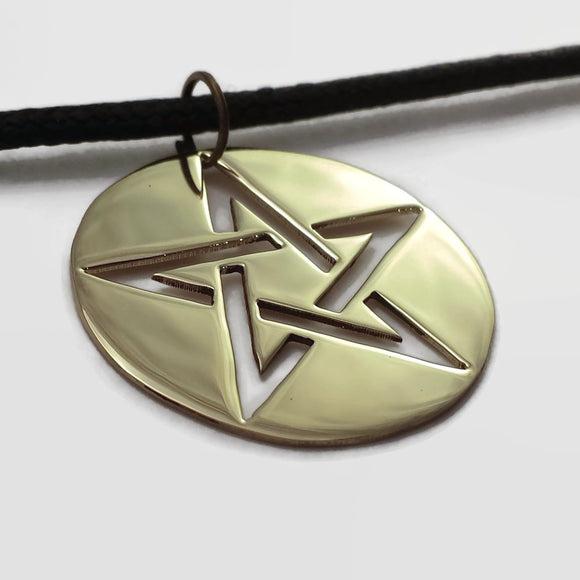 Pentagram Pendant Necklace