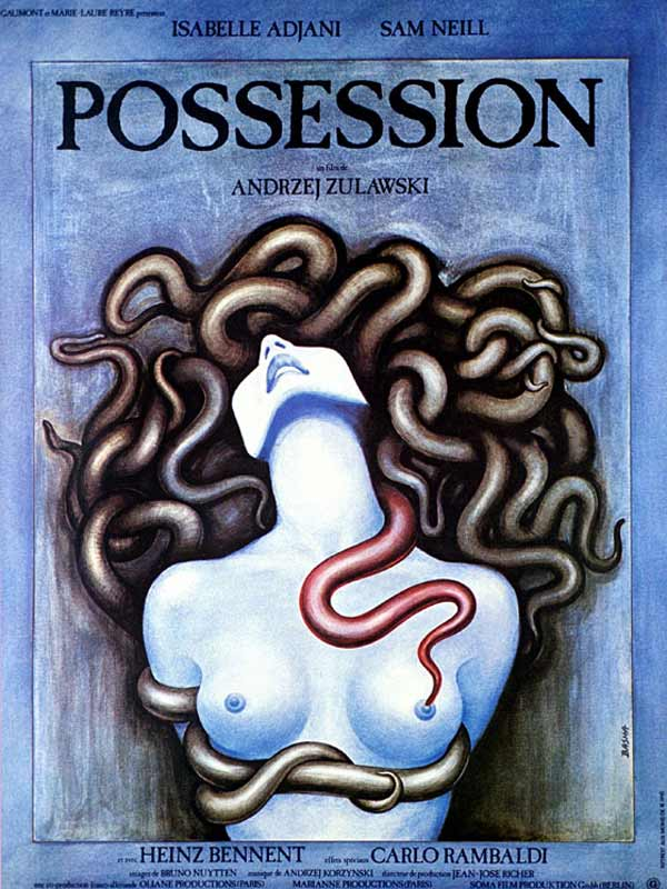 POSSESSION | LE CHAT QUI FUME