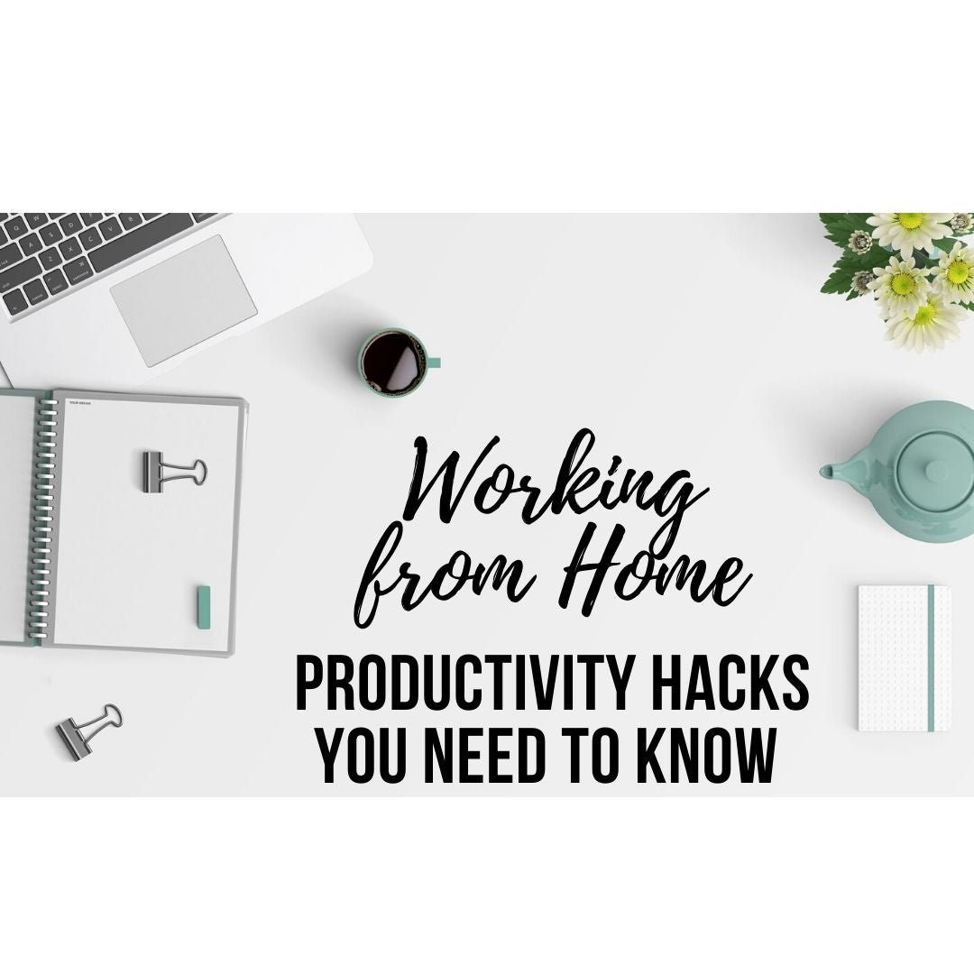 How To Be Productive When Working From Work