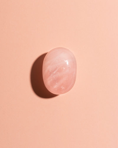 Rose Quartz Palm