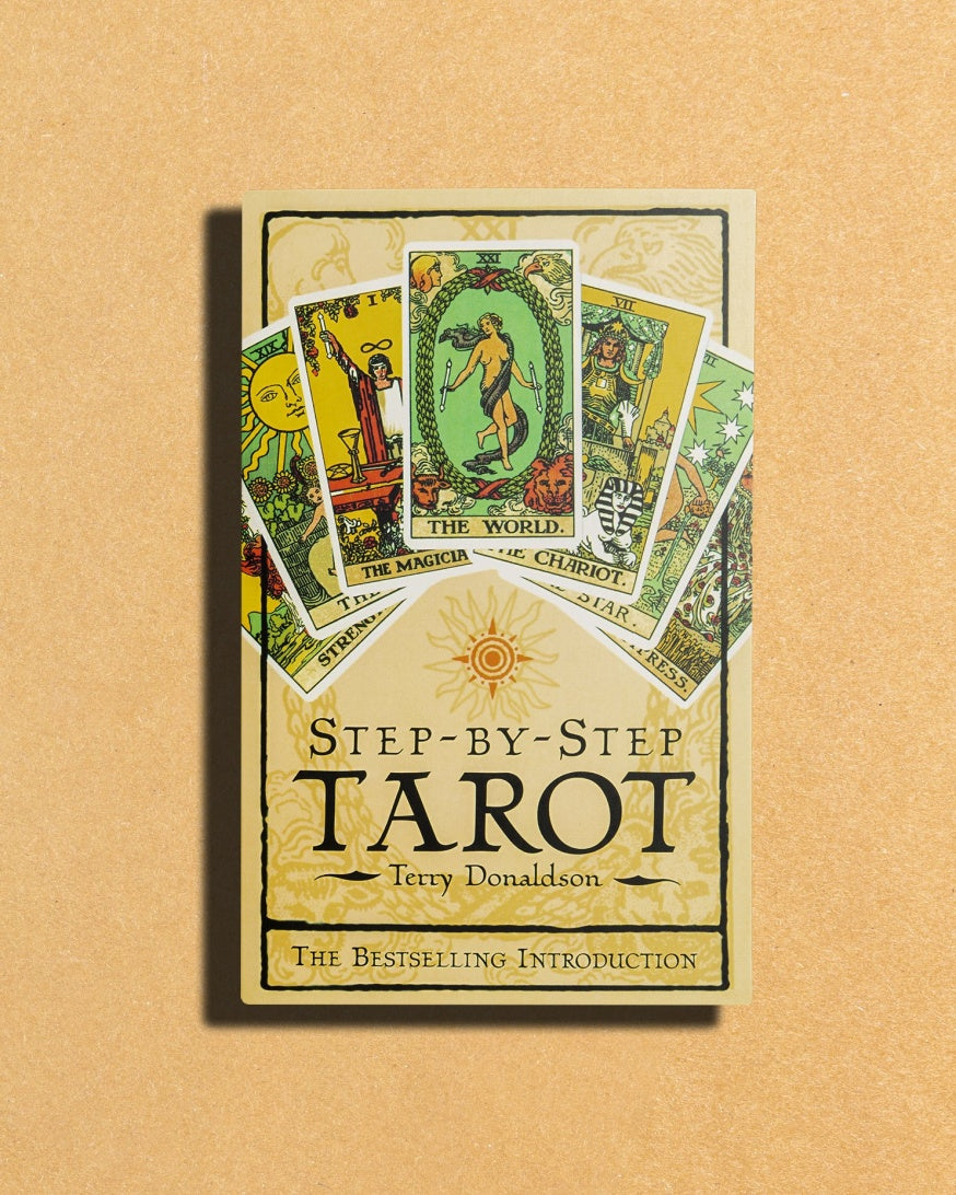 Step-by-Step Tarot Book