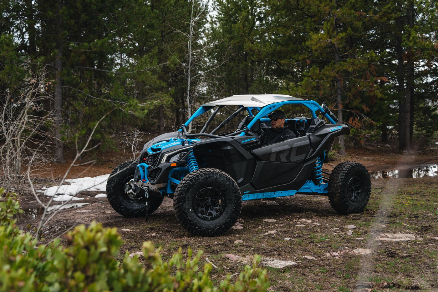 Can-Am Maverick X3 Performance Parts