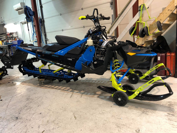 Ski-Doo 850 Sonic Low Elevation Turbo System