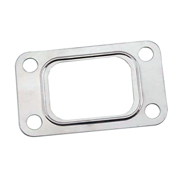 Stainless steel gasket for T4 turbine inlet