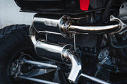 Polaris RZR 1000 XPT Tamed Exhaust