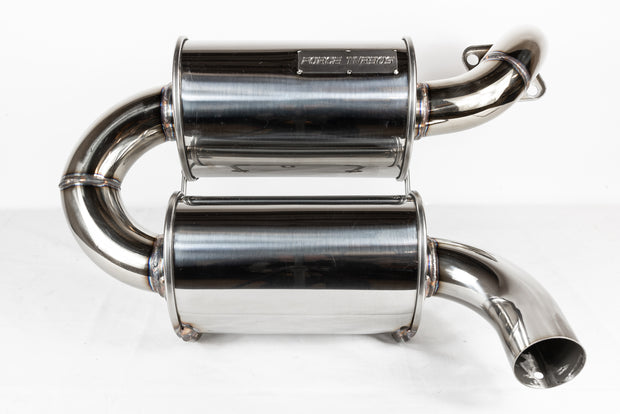 Polaris General Untamed Exhaust