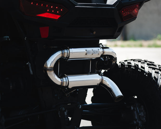 Polaris XP 1000 Untamed Exhaust