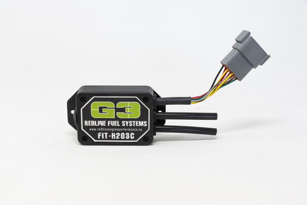 Redline G3 Fuel Controller with a base map
