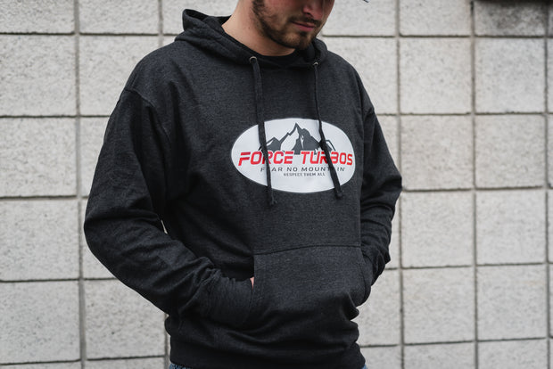Force Turbos Grey Hoodie