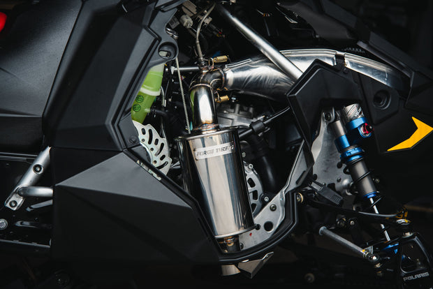 P850 Force Exhaust