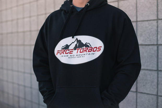 Black Force Turbos Classic Hoodie