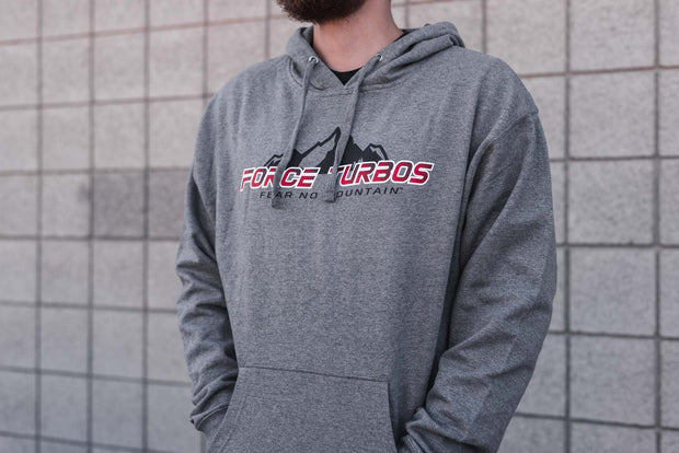 Force Turbos Signature Hoodie - Gunmetal