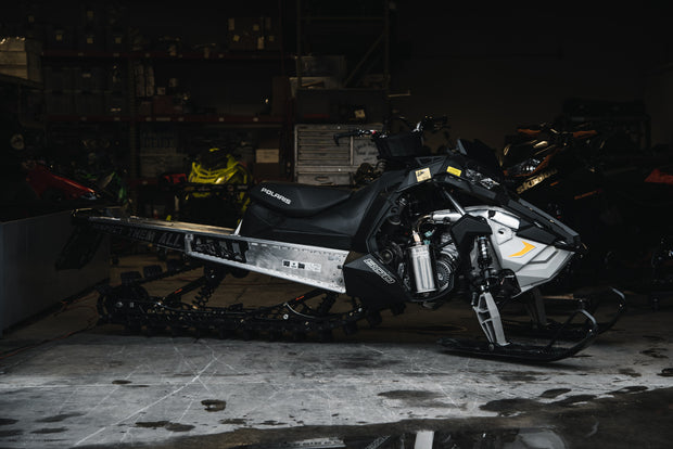 Polaris 800 Snowmobile Exhaust