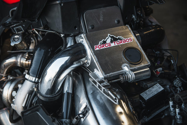 Force Turbos Polaris PRO-RMK 850 VCS Turbo System