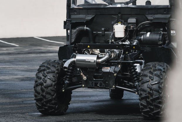 Can-Am Defender Turbo