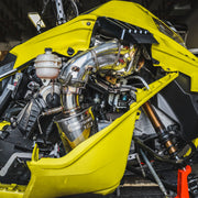 Ski-Doo 850 Turbo Exhaust Can