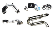 Polaris RZR XP Turbo g-force 1 Power Kit Tamed Exhaust