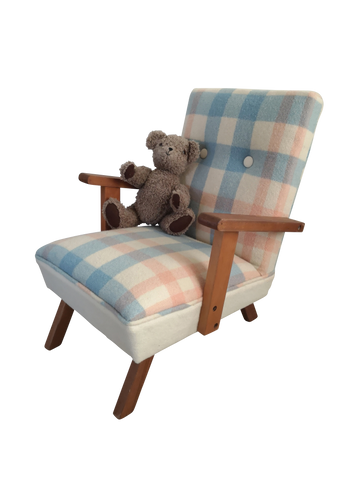 Little Miss -  Child's Chair (SOLD)
