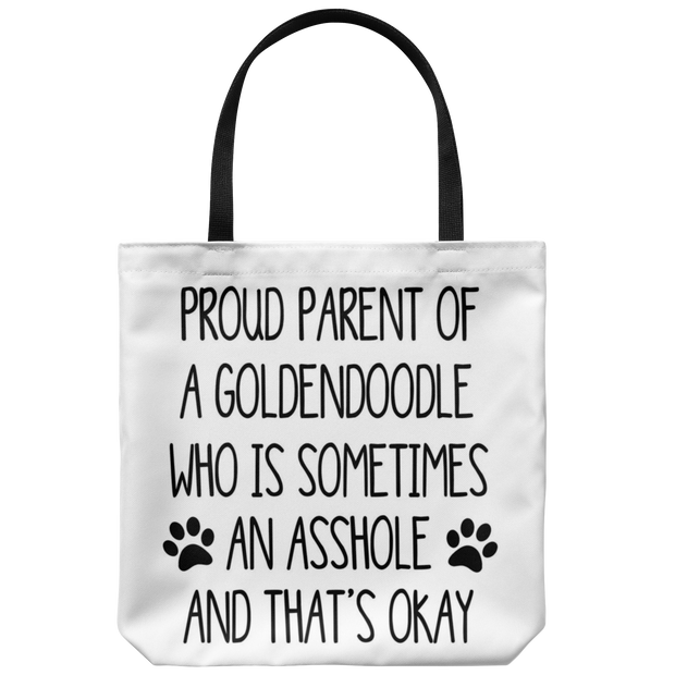 Goldendoodle Gift Tote