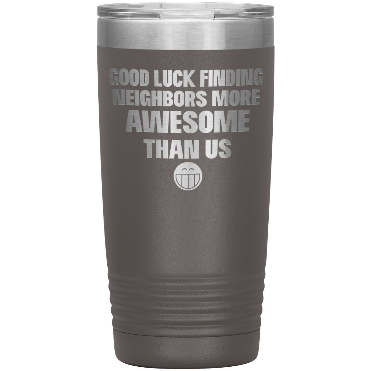 Neighbor Moving Away Gift Tumbler Good Luck