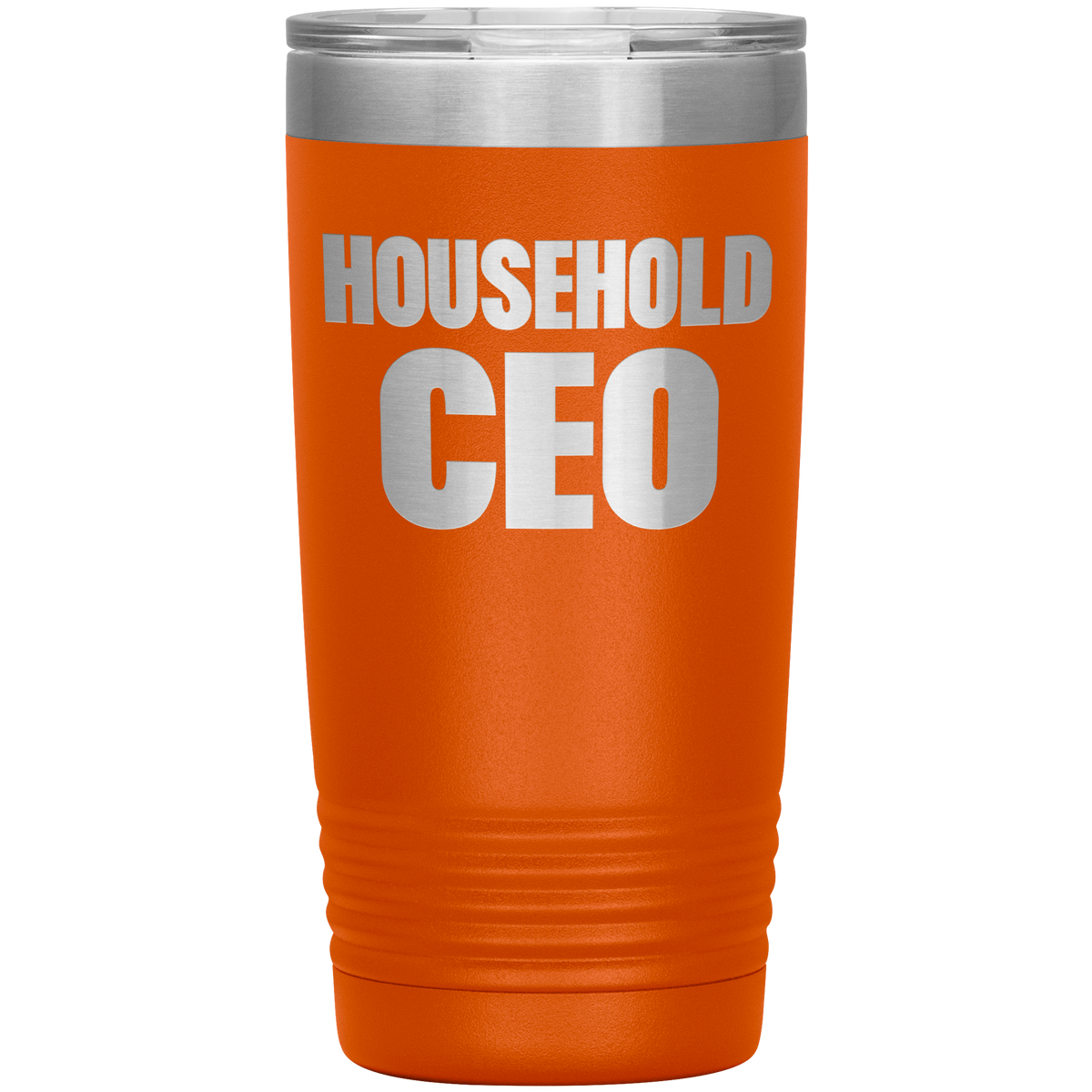 Household CEO Tumbler 20 oz