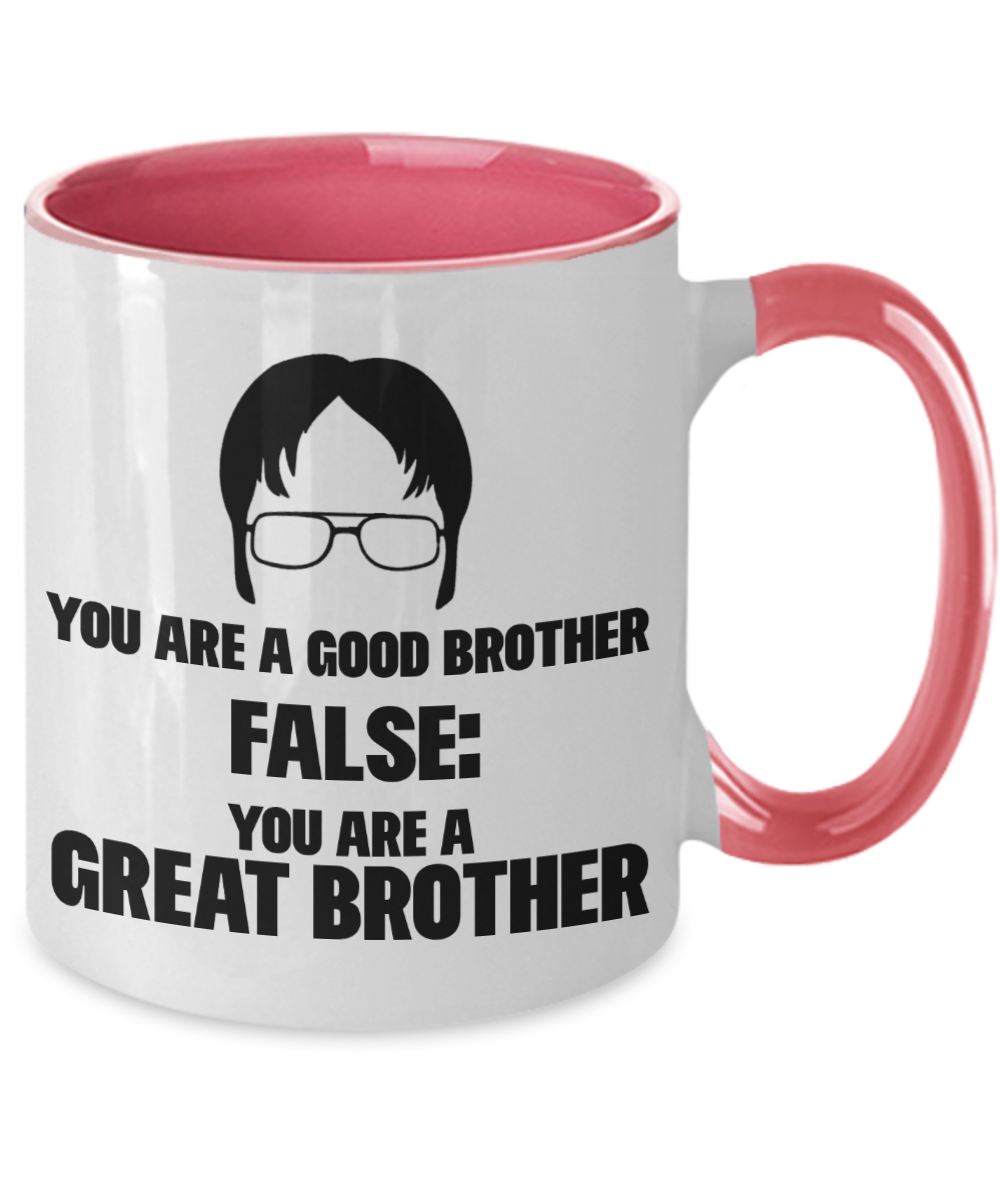 Great Brother Gift Mug